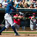 Minnesota Twins Denard Span, April 12, 2012