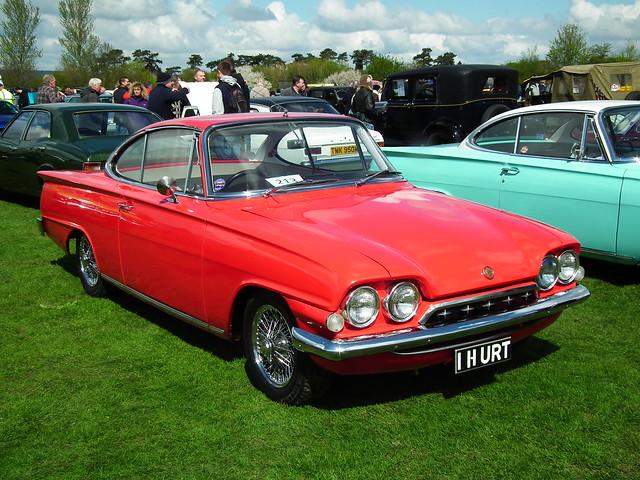 Aylesford Car Show