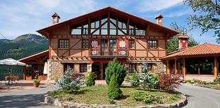 Hotel Etxegana.