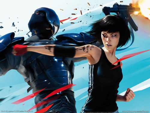 Rumor: Mirror's Edge 2 in Development for Next Xbox, Will Use Kinect 2