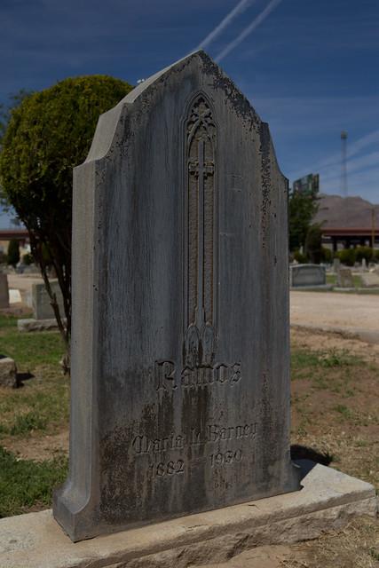 Gothic Ramos 1930