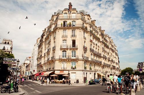 'Summer in Paris'