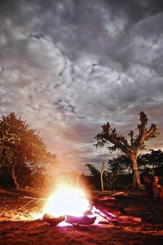 wood longexposure friends sky night america fire noche fireplace colombia country sanluis campo sur latino spiritual espiritual fogata tolima razordab