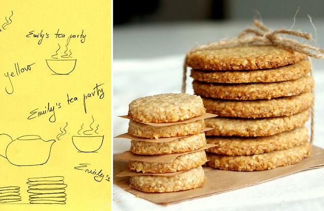 7087127887 0159fd9778 z Biscuiti digestivi   Homemade Digestive Biscuits