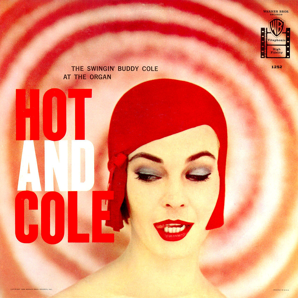 Buddy Cole - Hot and Cole