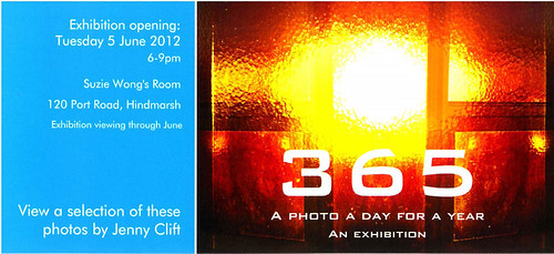 365 - a photo a day exhibition