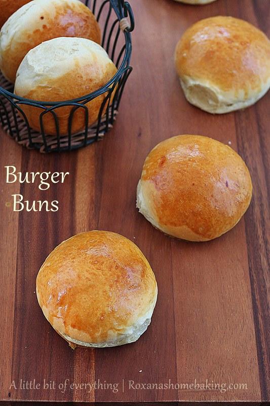50 Burger Recipes and homemade burger buns