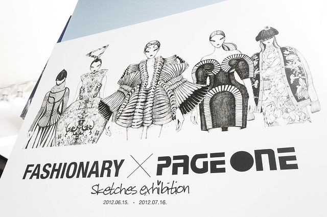 7412752166 a9f8884474 z FASHIONARY X PAGEONE EXHIBITION
