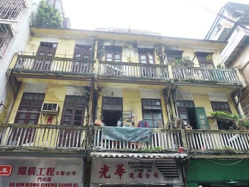 C-Macao - Vieille Ville-Ruelles et Parcs (12)