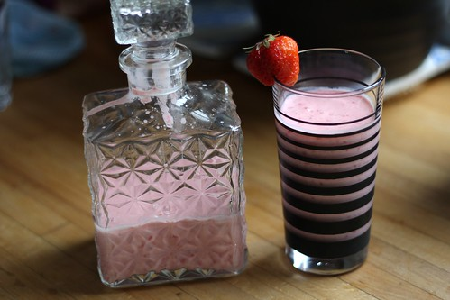 Lovely smoothie
