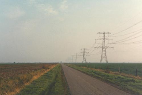Nieuwe Pekela 380 kV Zwolle - Meeden