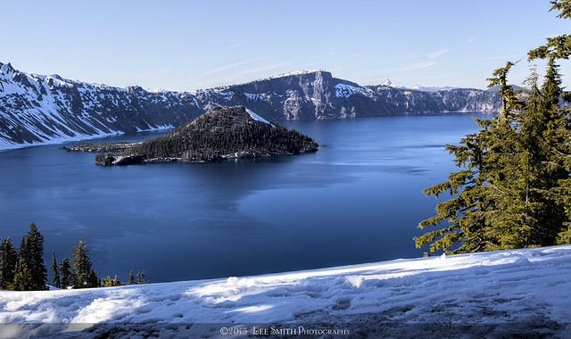 Crater Lake - Wonder & Beauty