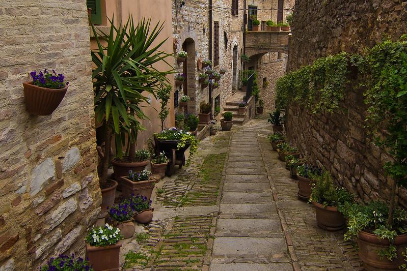 Street of Spolleto