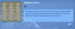 Feathery Flora