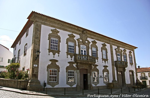 Biblioteca Municipal Aquilino Ribeiro - Moimenta da Beira - Portugal