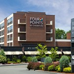 Four Points by Sheraton Norwood—Exterior
