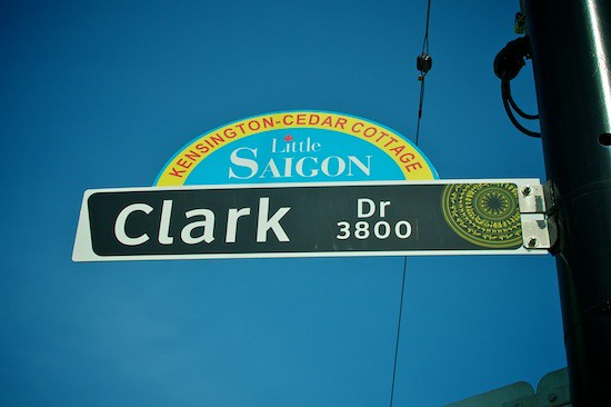 Little Saigon - Along Kingsway in Vancouver