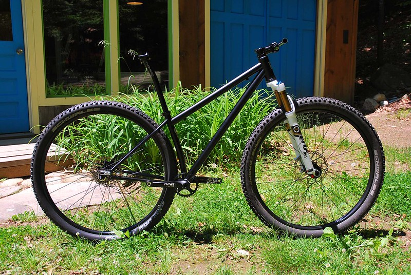 Paul's 29er Mock-up