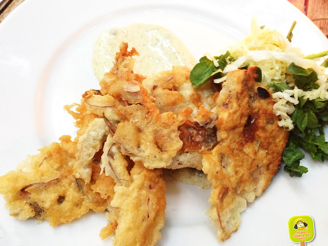 Trestle on Tenth soft shell crab