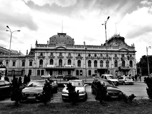Poznanski Palace by Frank de Jol