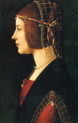 貴婦人の肖像