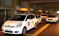 taxi aeropuerto sevillaOK