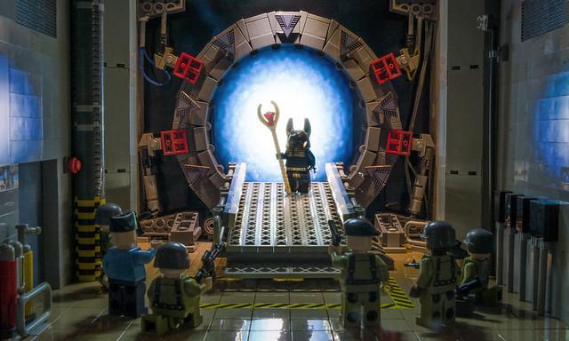 Stargate - Inside
