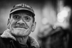 More then 20 years homeless - Sammy (53)