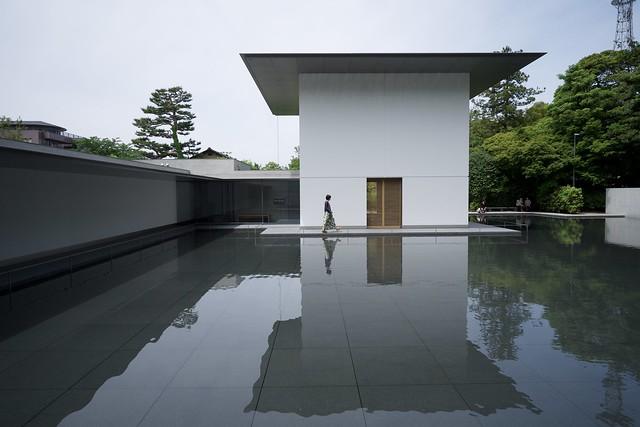 D.T. SUZUKI MUSEUM | 鈴木大拙館