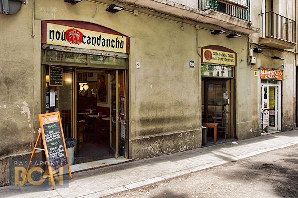 Nou Candanchu, Barcelona