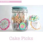Cake Picks