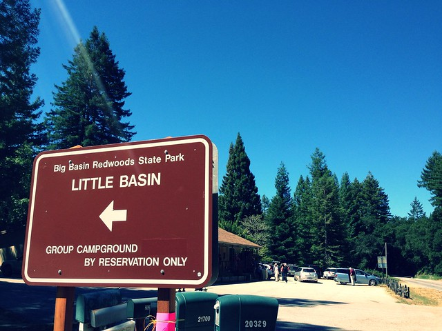 Little known Little Basin.