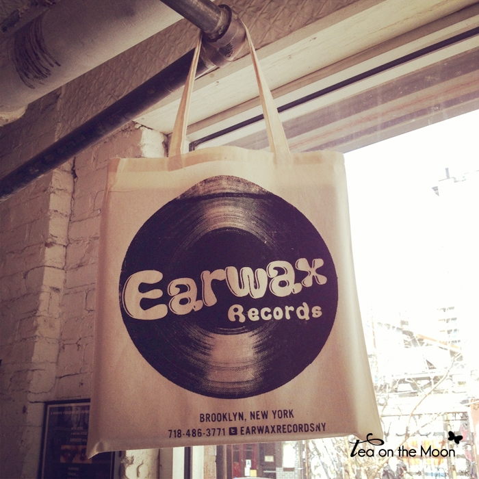 EARWAX RECORDS Williamsburg Brooklyn New York 01