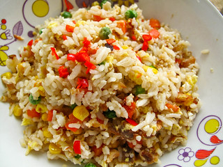 IMG_1611 Mixed  Vegetable Fried Rice