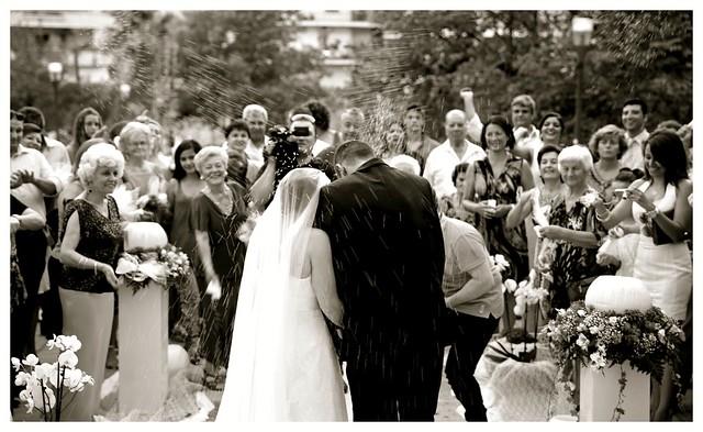 Just Married, Kostas et Eftyxia
