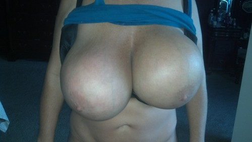 Claudia Marie Giant Fake Udders by The Real Claudia-Marie