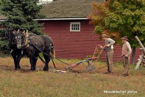 Old Timey Farmers