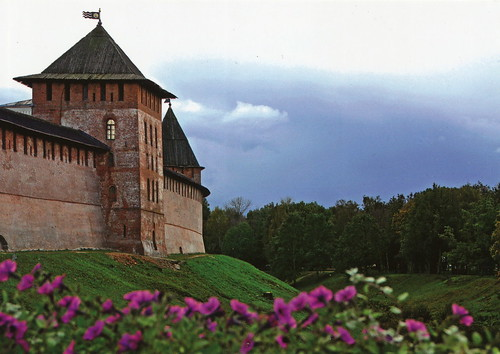 Historic Monuments of Novgorod and Surroundings