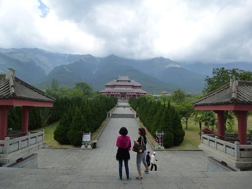 Yunnan13-Dali-2. Grande Cloche (3)