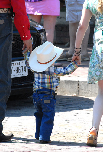Cowboys come in all sizes