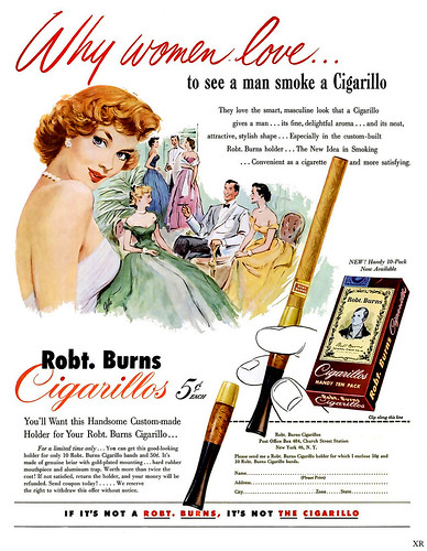 1952 ... man smoke! by x-ray delta one