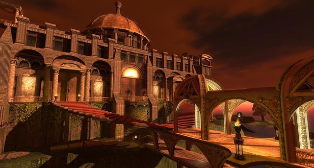Exploring Second Life Meme - Tempura Island