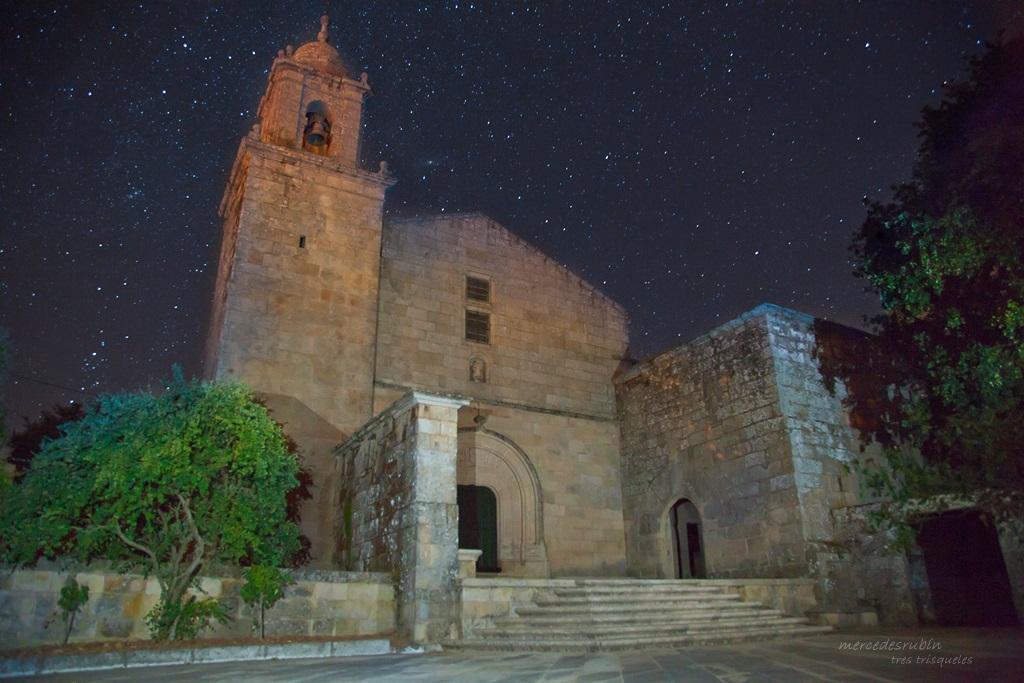 the monastery...