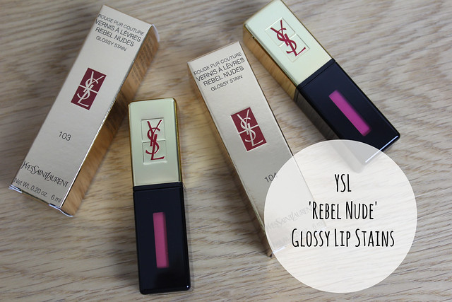 ysl rebel nude glossy lip stain