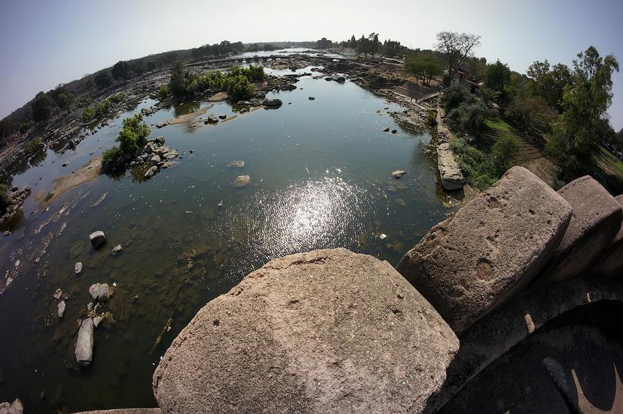 Арочный мост. Княжество Орчха, Мадхья прадеш, Индия © Kartzon Dream - авторские путешествия, авторские туры в Индию, тревел фото, тревел видео, фототуры