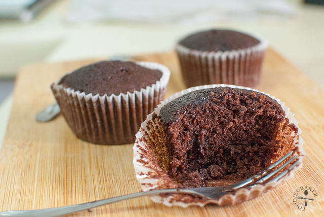 Chocolate Cream Pound Cake