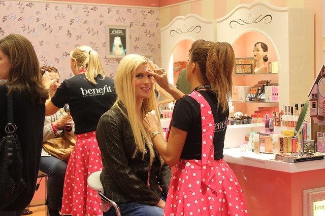 Benefit Boutique Opening Berlin lisforlois