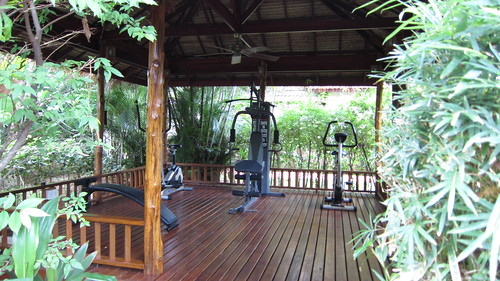 Koh Samui Paradise Beach Resort -Fitness (1)