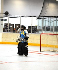 street sports(0.0), box lacrosse(0.0), stick and ball games(1.0), sports(1.0), roller in-line hockey(1.0), team sport(1.0), ice hockey(1.0), hockey(1.0), player(1.0), goaltender(1.0), ice hockey position(1.0), ball game(1.0), athlete(1.0),