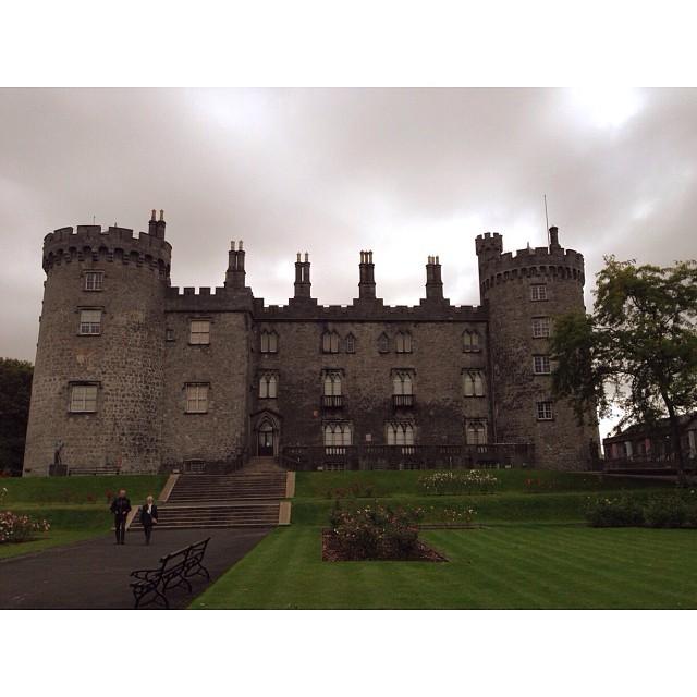 Kilkenny Castle #latergram